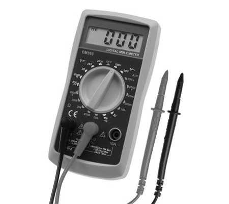 Elektros indikatoriai, testeriai