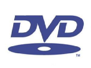 DVD diskai