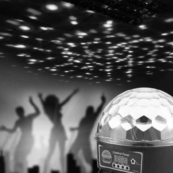 Šviesos efektai vakarėliams