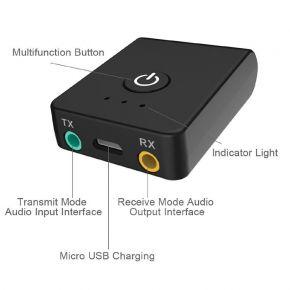 Bluetooth adapteris Av Link Bluetooth audio receiver