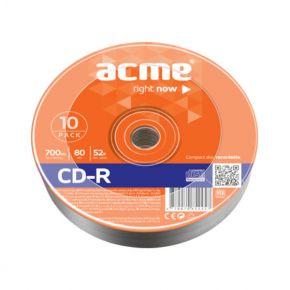 Diskai Acme CD-R 80/700MB 52X 10pack