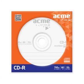 Diskai Acme CD-R 80/700MB 52x paper envelope