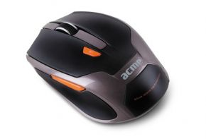 Belaidė pelė Acme MB01 wireless bluetooth optical mouse