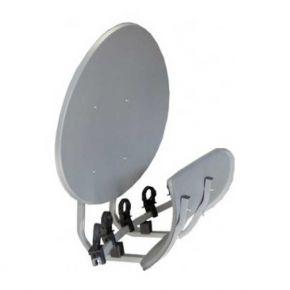 Antena Toroidal multifocus TWIN DISH T55