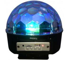 Šviesos efektas ASTRO-BAT-BT 5x RGBWA LED