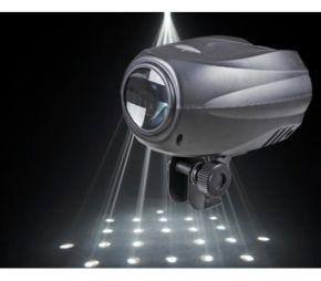 Šviesos efektas Astro White 1x LED 3W