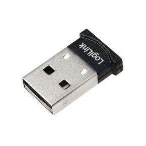 Adapteris Bluetooth USB Logilink v4.0 Dongle