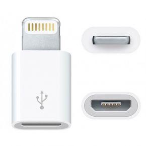 Adapteris Micro USB-Lightning