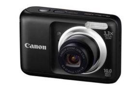 Fotoaparatas Canon PowerShot A800