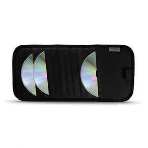 CD/DVD diskų dėklas Acme 12C03 Portable CD/DVD case