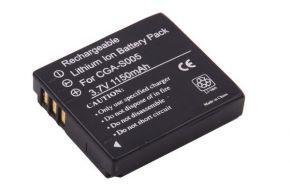 Akumuliatorius Panasonic CGA-S005E/1B