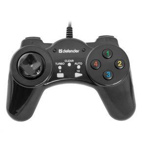 Žaidimų pultas Defender Vortex USB 13