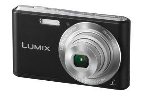 Fotoaparatas Panasonic DMC-F5EP-K