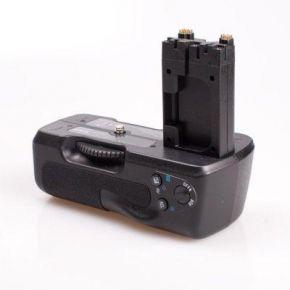 Baterijų laikik.Meike Sony  A500, A550