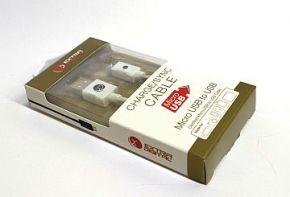 Kabelis  USB - Micro USB, 1m
