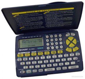 Organaizeris užrašinė Sharp EL-6850