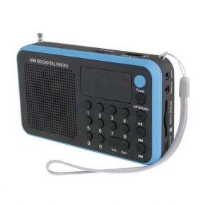 MP3 grotuvas EMGO 1505W