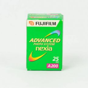 Foto juosta Fujicolor Advanced Nexia 200/25