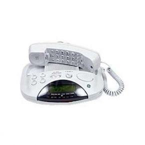 Telefonas General Electric 9291  su laikrodžiu ir radija