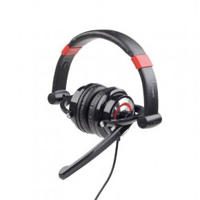 Ausinės su mikrofonu Gembird 5.1 surround USB headset