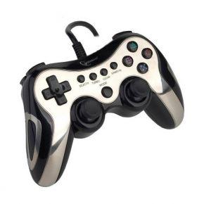 Žaidimų pultas Gembird JPD-FFB-M Vibration USB gamepad