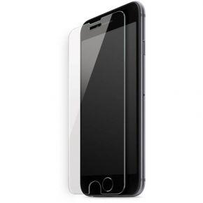 Apsauginis grūdintas stiklas Apple iPhone 8 (3D, pilnai lipnus, skaidrus)