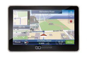 GPS navigacija GoClever NAVIO 405