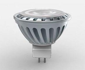 LED GU5.3, 5W, AC12V, 3000K