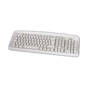 Klaviatūra Hama Basic K 210 balta EN/LT/RU