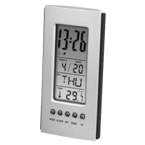 Termometras žadintuvas Hama LCD thermometer