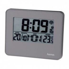 Žadintuvas HAMA RC 650 Radio Controlled Alarm Clock motion sensor snooze funct. white