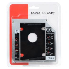 HDD adapteris, 12 mm