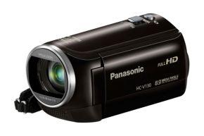 Vaizdo kamera Panasonic HC-V130EP-K