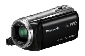 Vaizdo kamera Panasonic HC-V510EP-K