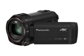 Vaizdo kamera Panasonic HC-VX870EP-K