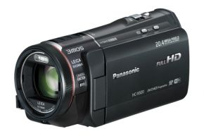 Vaizdo kamera Panasonic HC-X920EP-K