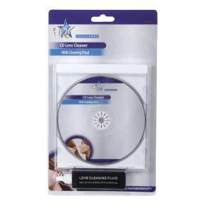 Valymo diskas HQ CD lens cleaner