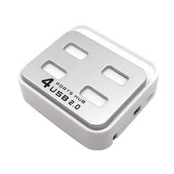 Šakotuvas High speed, USB, 4 lizdai