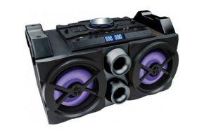 Muzikinis centras Ibiza SPLBOX300-PORT