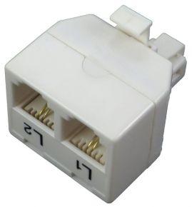 Jungtis telefonui RT-1 6p4c (L1/L2)