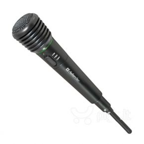 Belaidis mikrofonas Defender MIC142 karaoke
