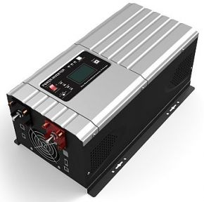 Įtampos keitiklis PRO 1000W 12V solar