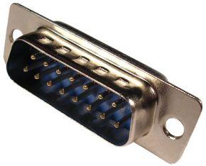 Kištukas DB15 /kabeliui/