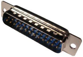Kištukas DB25 /kabeliui/