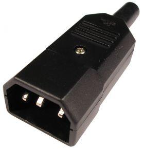 Kištukas maitinimo 3P AC /kabeliui/