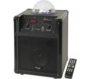 Kolonėlė Ibiza KUBE60-BK Bluetooth