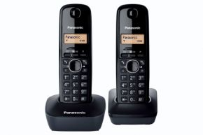 Belaidis telefonas Panasonic KX-TG1612FXH