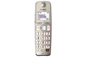 Papildomas ragelis Panasonic KX-TGEA20FXN