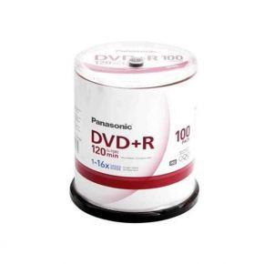 Diskai Panasonc DVD+R 4.7GB  - 402434
