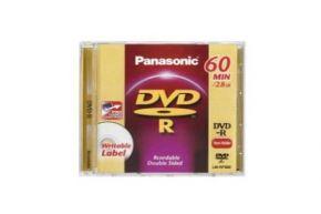 DVD-R mini diskas Panasonic LM-RF60E5P